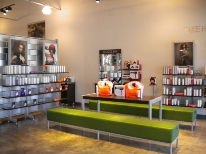 Take Home Area At Paul Mitchell The School New Jersey