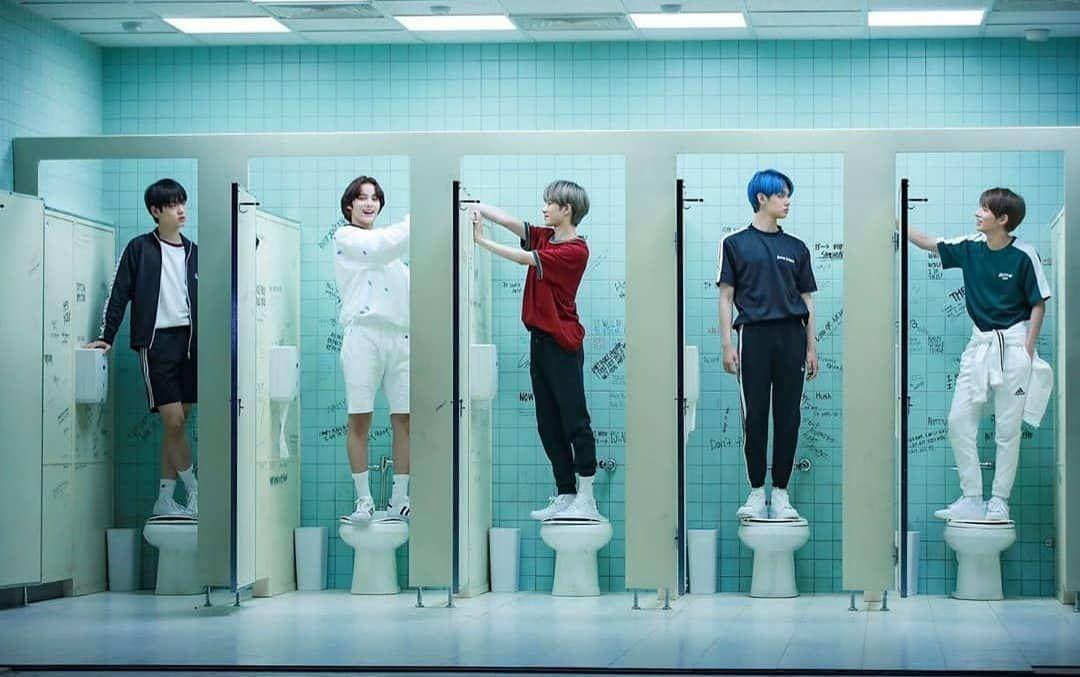 New Funny Face  . . . . . . . #yeonjun #taehyung #beomgyu #hueningkai #soobin #txt #tomorrowxtogether #best #band #bts #beautiful... 1