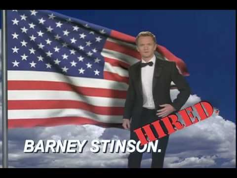 Barney Stinson - Video CV HD - YouTube Just For Fun Pinterest - barney stinson resume