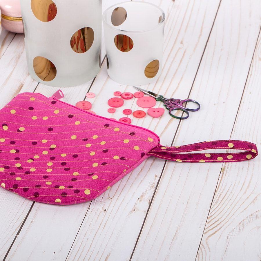 Blog Remix Single Scoop Zipper Bag Zipper Bags Quilts