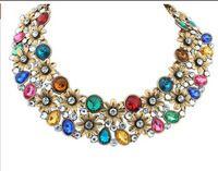 2015 nueva moda za collar collar babero collares y colgantes collar de declaración collares gargantilla para para 2015
