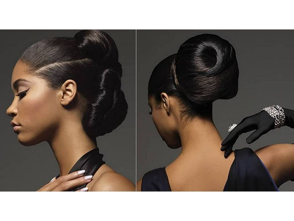 Wedding black hairstyles updos popular short hairstyle wedding