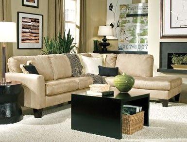 Haney Sectional Jennifer Furniture Buy Home Furniture