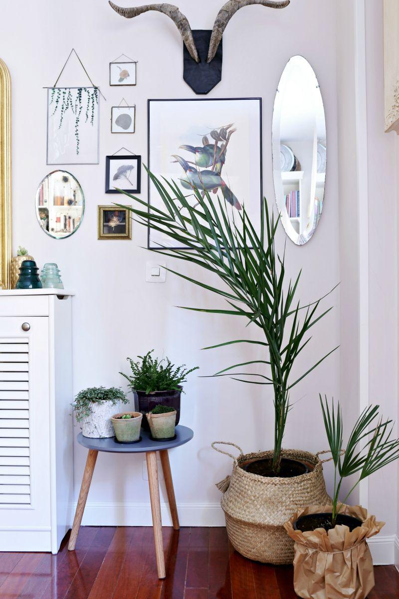 Cómo montar espejos vintage sin marco en la pared | Pinterest ...