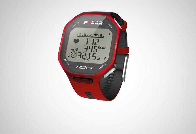 #Polar RCX5 Red #Sklep_Biegacza