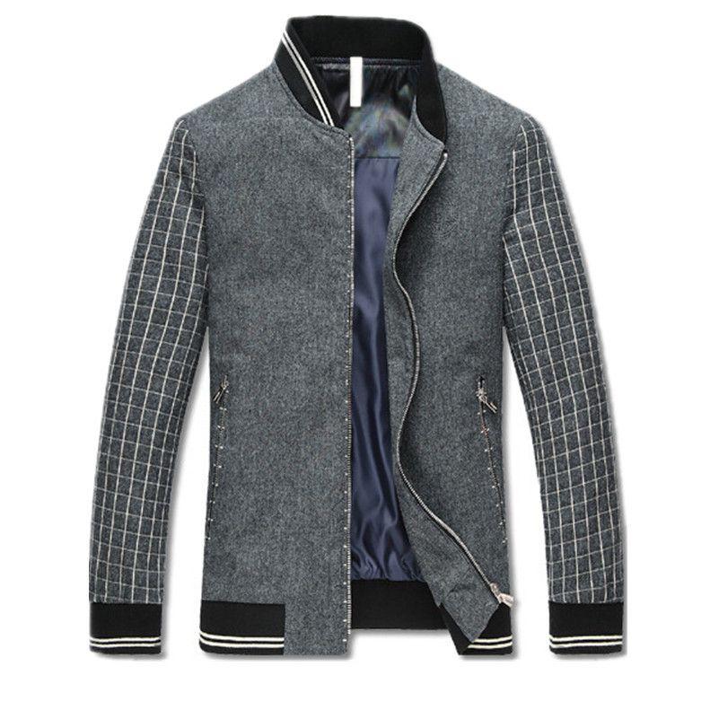 Günstige Männer Freizeitjacke Mantel Europäische Größe XS XL