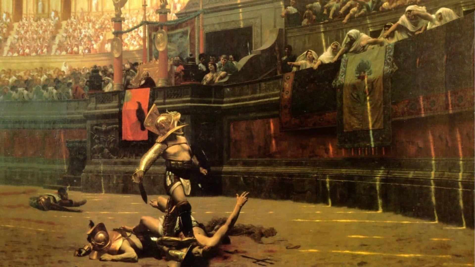 Artistic painting rome arena gladiator artistic wallpaper combat artistic painting rome arena gladiator artistic wallpaper voltagebd Gallery