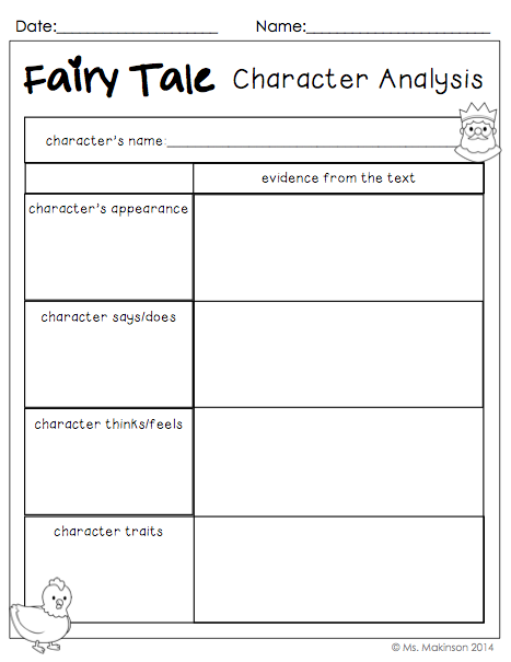 fairy tale analysis