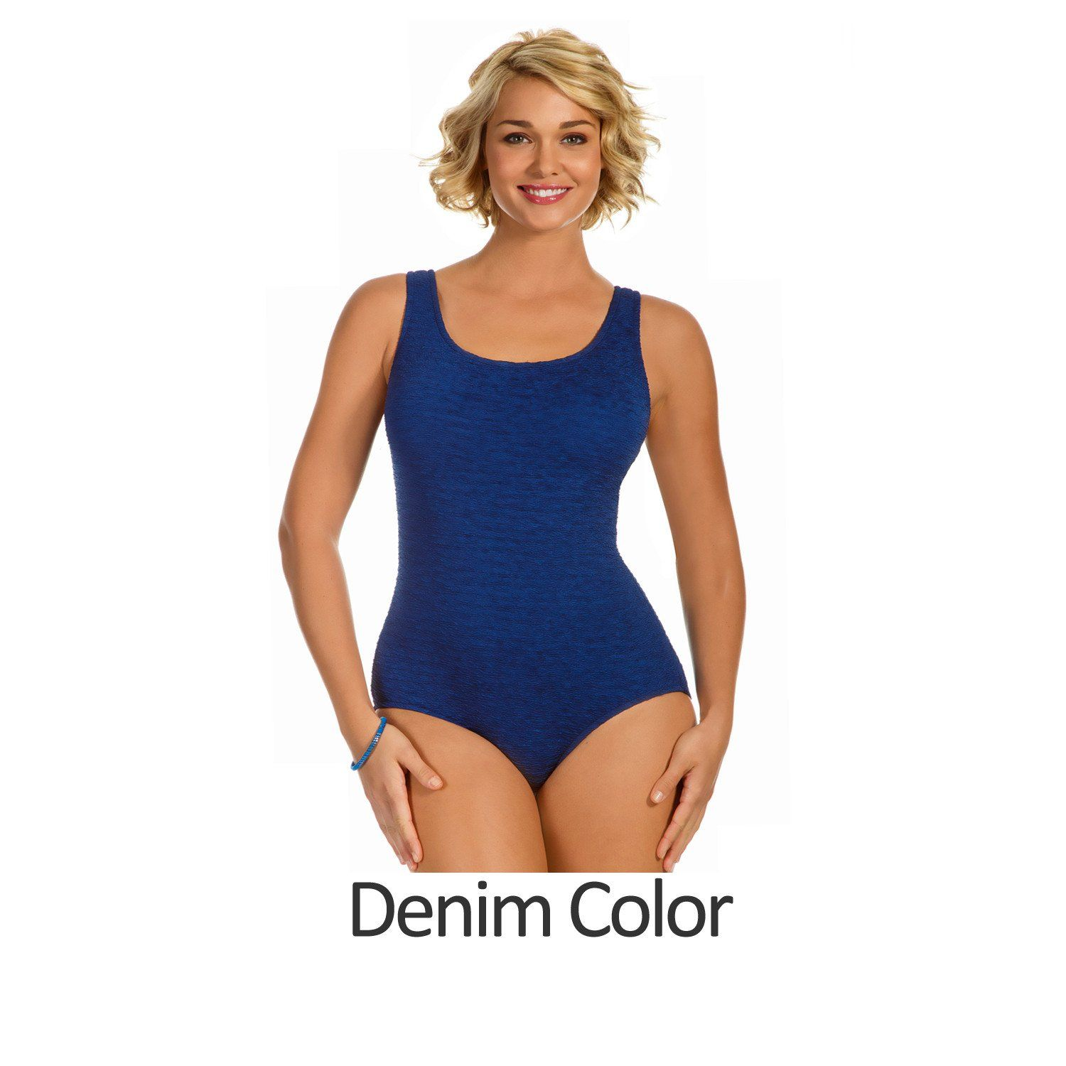 Krinkle Chlorine Resistant Swimwear Polyester Plus Size Swimsuit Available In 3 Colors Plus Size Swimsuits Chlorine Resistant Swimwear Plus Size Swimwear