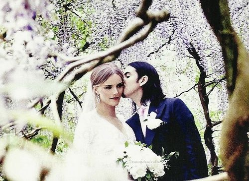 FIRST PIC OF DHANI AND SOLA HARRISON'S WEDDING at Friar Park, June