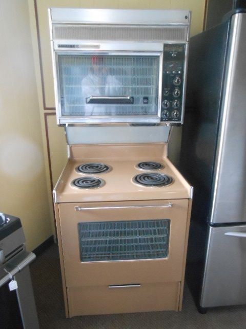 appliance city vintage frigidaire flair twin 30 custom imperial double oven free standing electric range