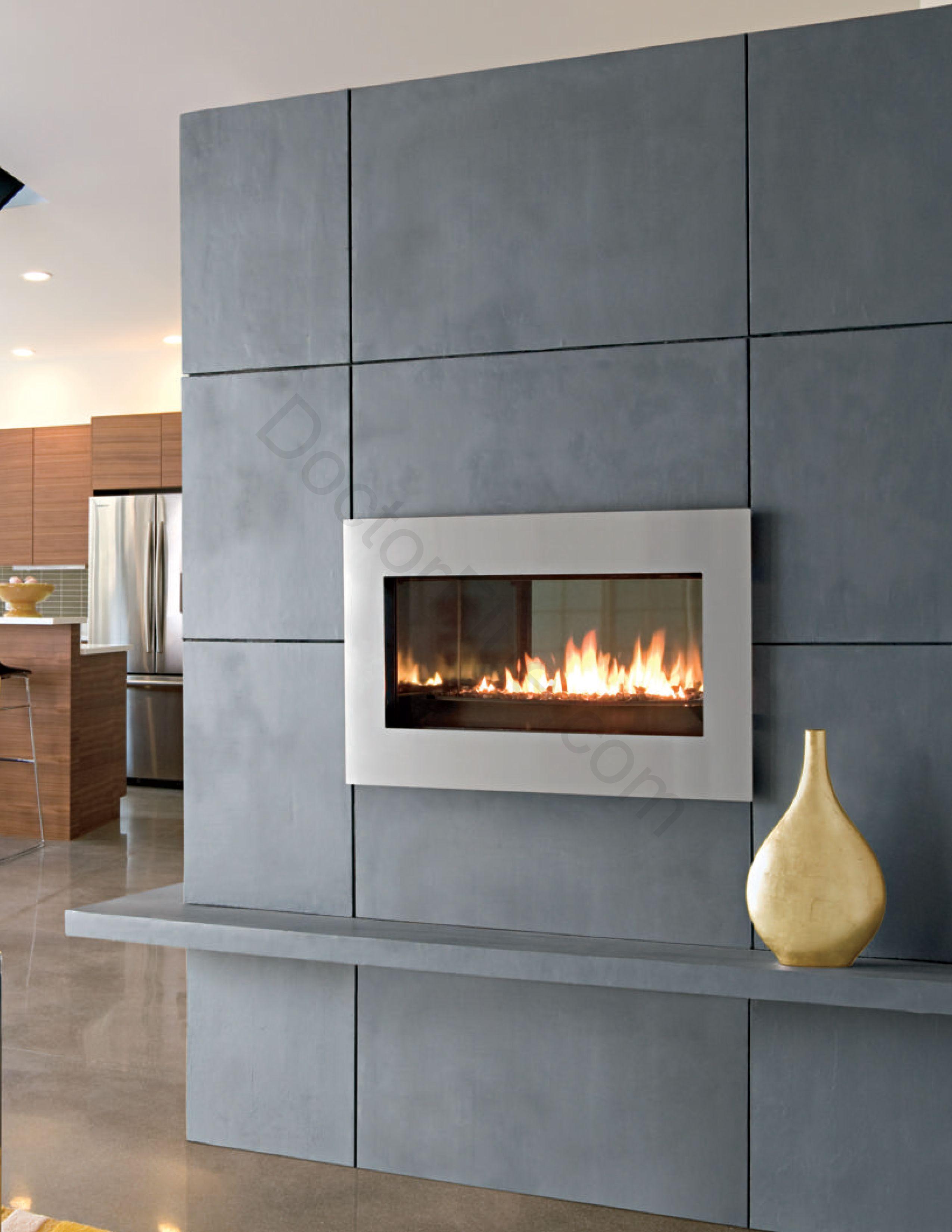 Atra Gas Fireplace From Doctorflue Com Modern Gas Fireplace