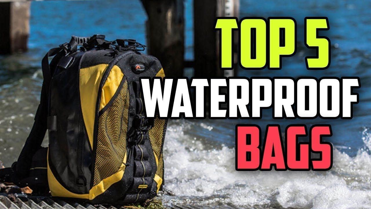 Best Waterproof Backpacks 2019 Top 5 Waterproof