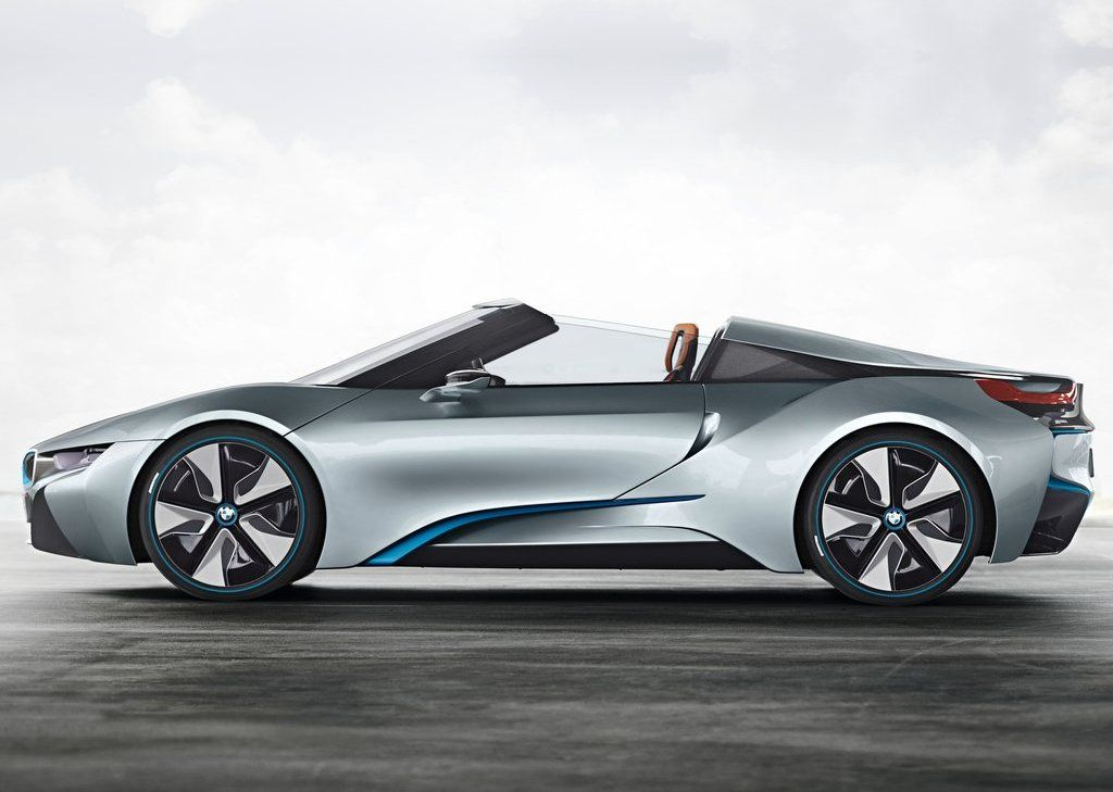 BMW I8 Top Speed | BMW I8 Coupe