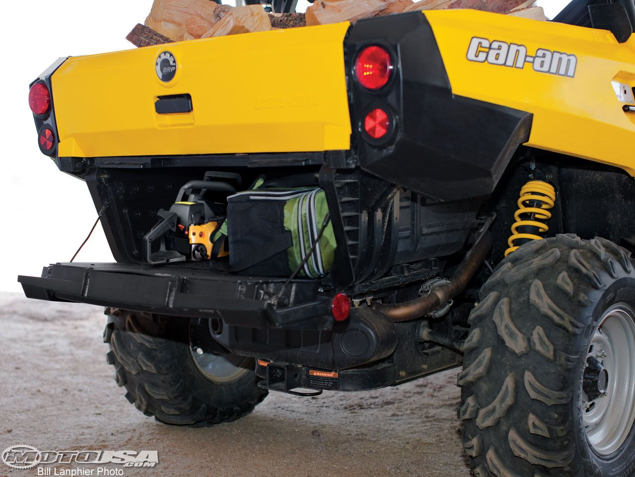 Image detail for -2011 Can-Am Commander 1000 XT Review Picture 1 of ...