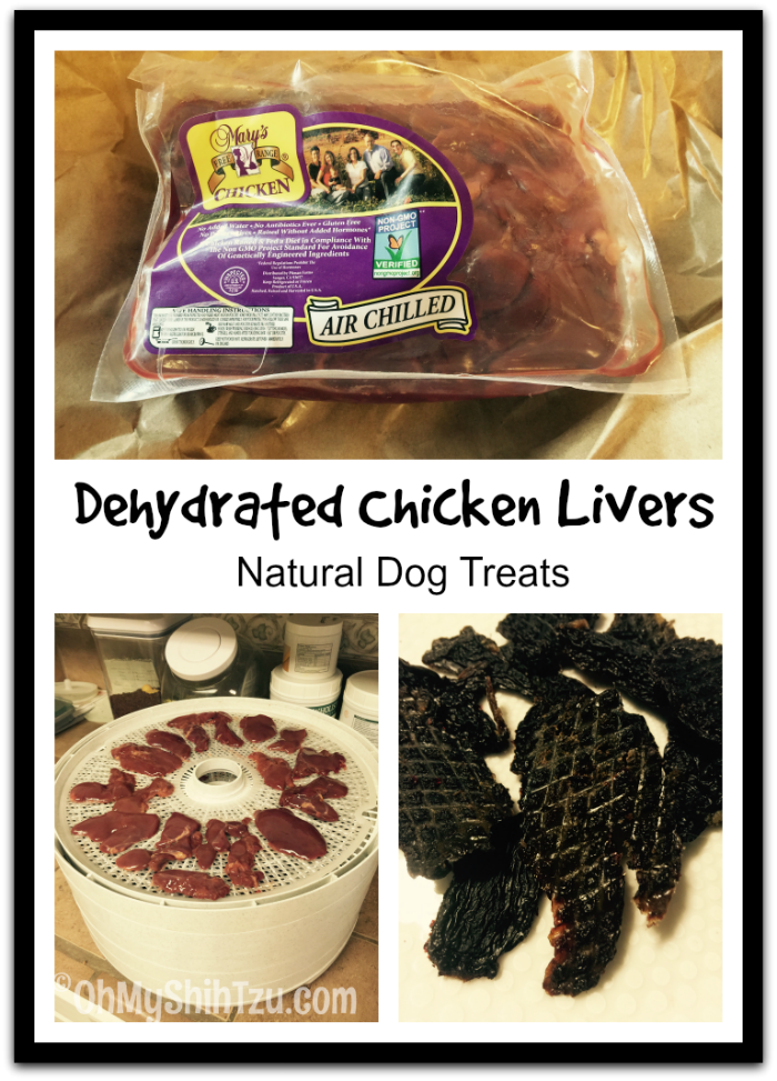 Dehydrated Chicken Liver Dog Treats A yummy healthy treat for your
