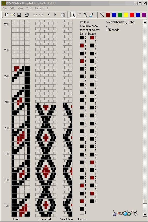 7 around | bordados | Pinterest | Collares con perlas, Collares y ...