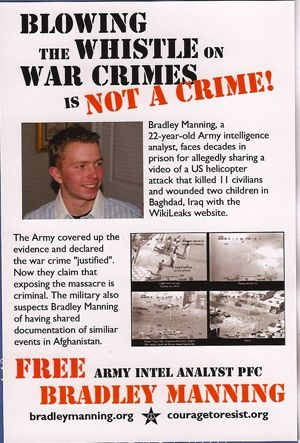 MANNING WILL NOT TESTIFY: Bradley Manning Defense Rests Their Case - http://documentthetruth.com/?p=50659