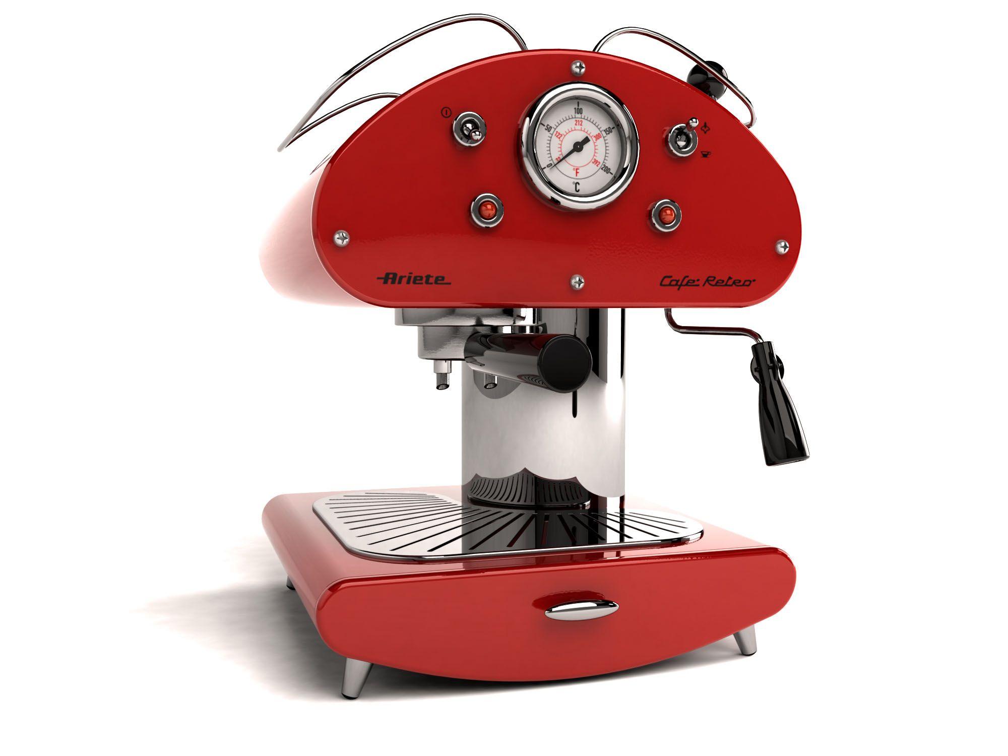 ariete cafe retro | caffeine | Pinterest | Caffeine and Cafes