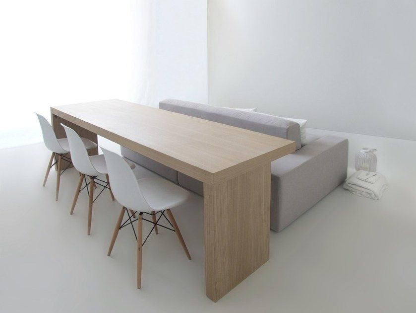 Risultati immagini per divano con dietro il tavolo ...