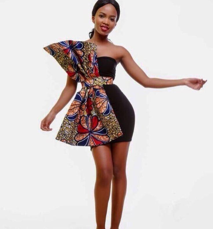 Trendy Prints And Style From Ankara Fabric #afrikanischemode Trendy Prints And Style From Ankara Fabric #ankarastil