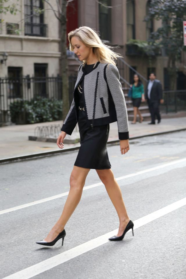 Street Style Fall Fashion Trends 2013 New York City Nyc The Classy Cubicle Fashion Blog For