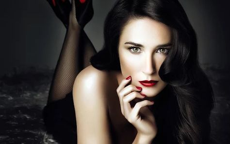 Demi Moore movies, 201...