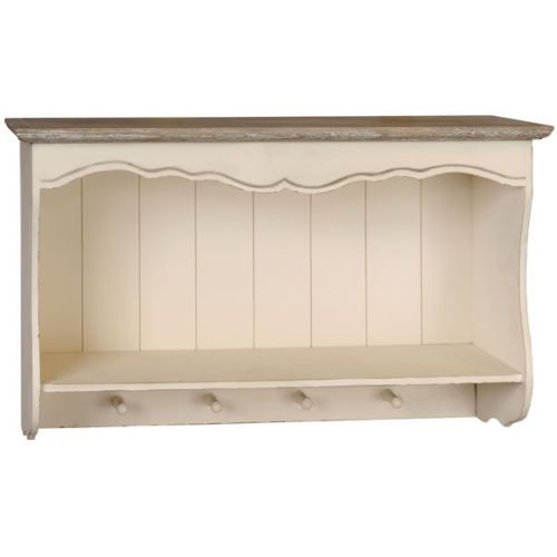 French-Country-Style-Shelf-with-Hooks-Scalloped-Edge