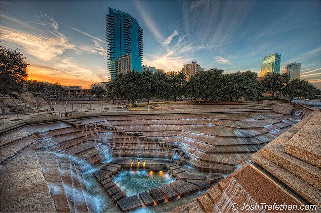 Dsc7464 Water Garden Fort Worth Texas In 2019