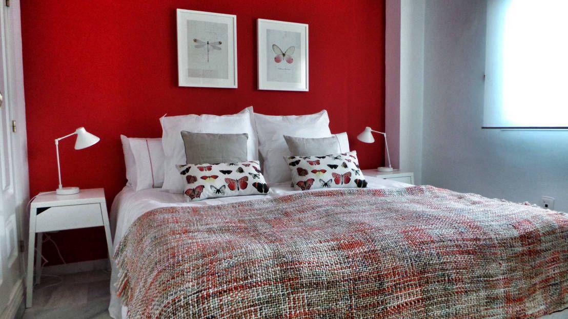 Colores Para Habitaciones 10 Dormitorios Con Brillo Propio Homify Red Bedroom Design Home Decor Bedroom Red