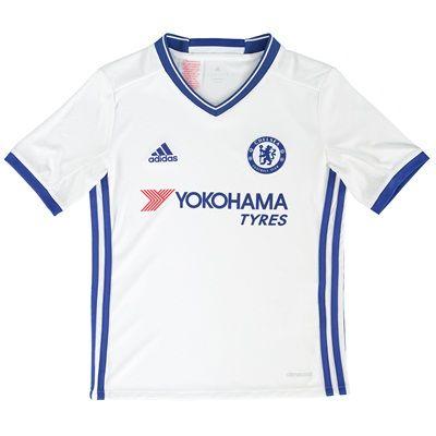 Chelsea Third Shirt 16-17 - Kids: Chelsea Third Shirt 16-17 - Kids The Chelsea Third Shirt… #ChelseaShop #ChelseaStore #ChelseaFC #Chelsea