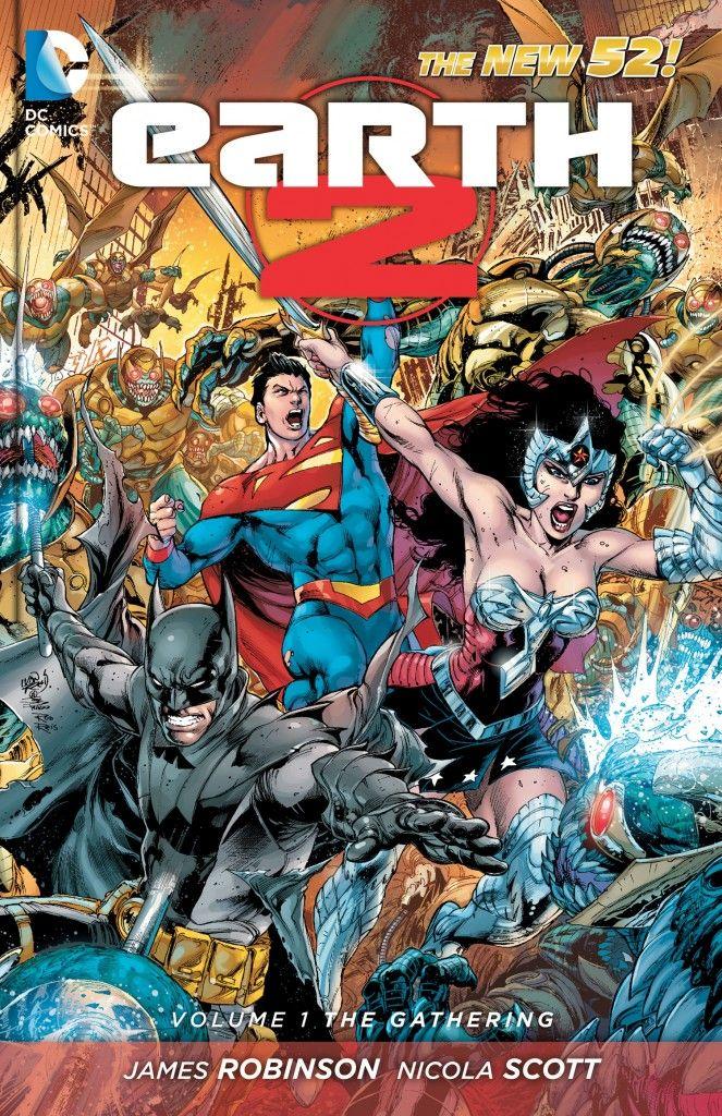 Dc Comics The New 52 Comics Dc Comics Comic News