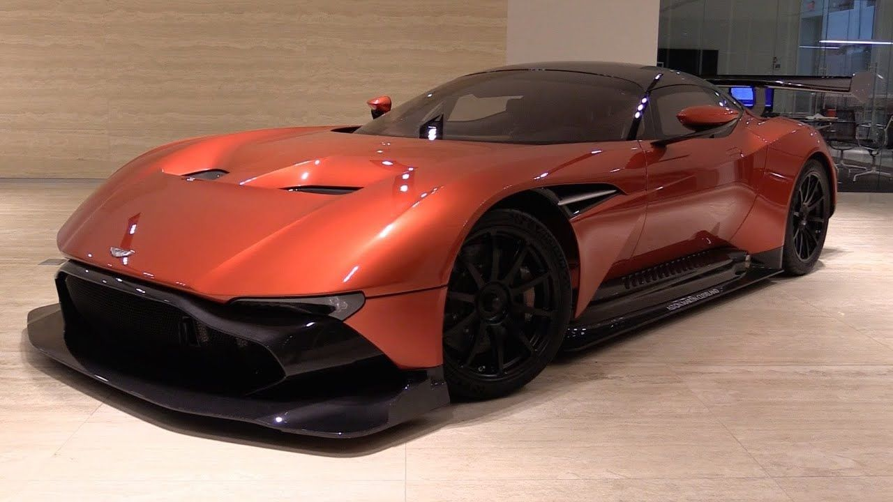 2016 Aston Martin Vulcan Start Up Exhaust And In Depth Review In 2020 Aston Martin Vulcan Aston Martin Super Cars