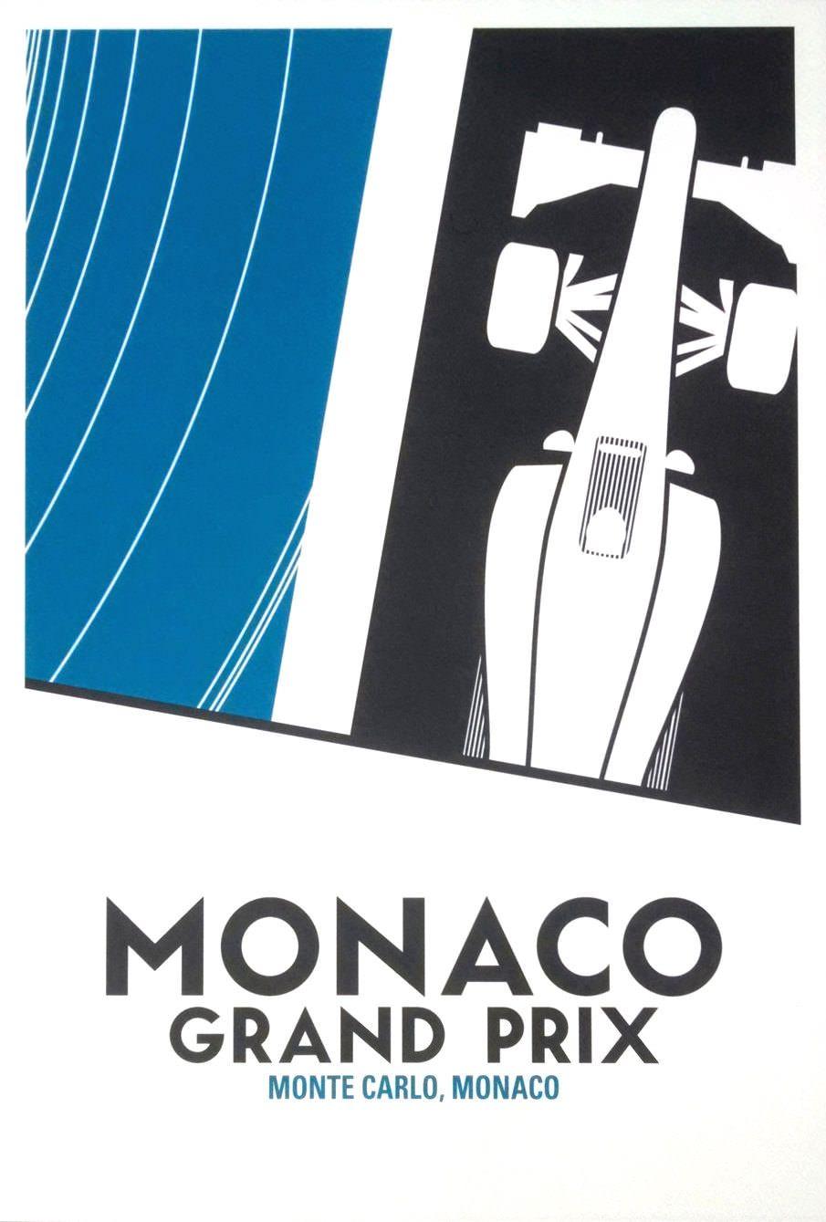 Minimalist Formula Posters Minimalist Grand Prix And - Minimal formula 1 posters jason walley