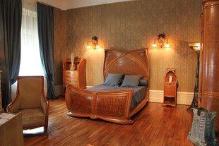 Jugendstil Schlafzimmer » Puppenstube schlafzimmer um 1910 ...