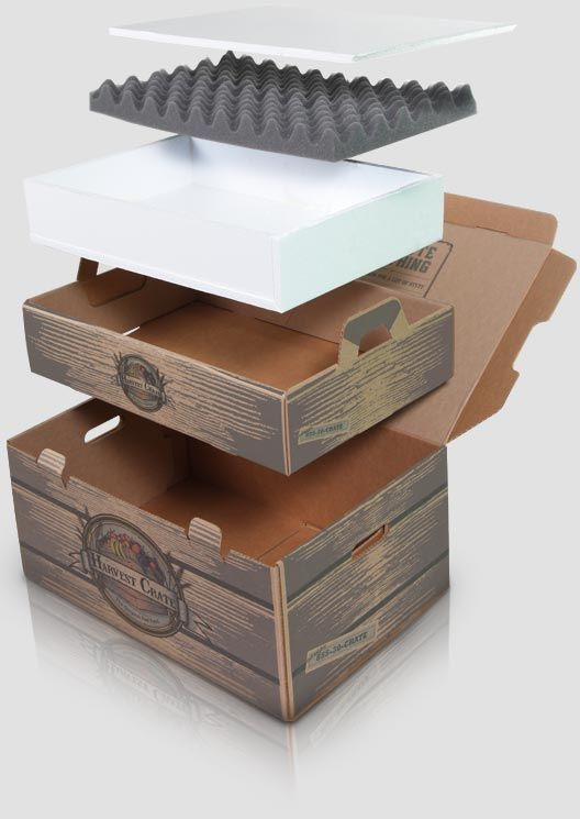 Durable Box Packaging Design Simple And To The Point