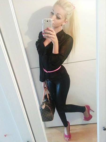Katja Krasavice Blondes