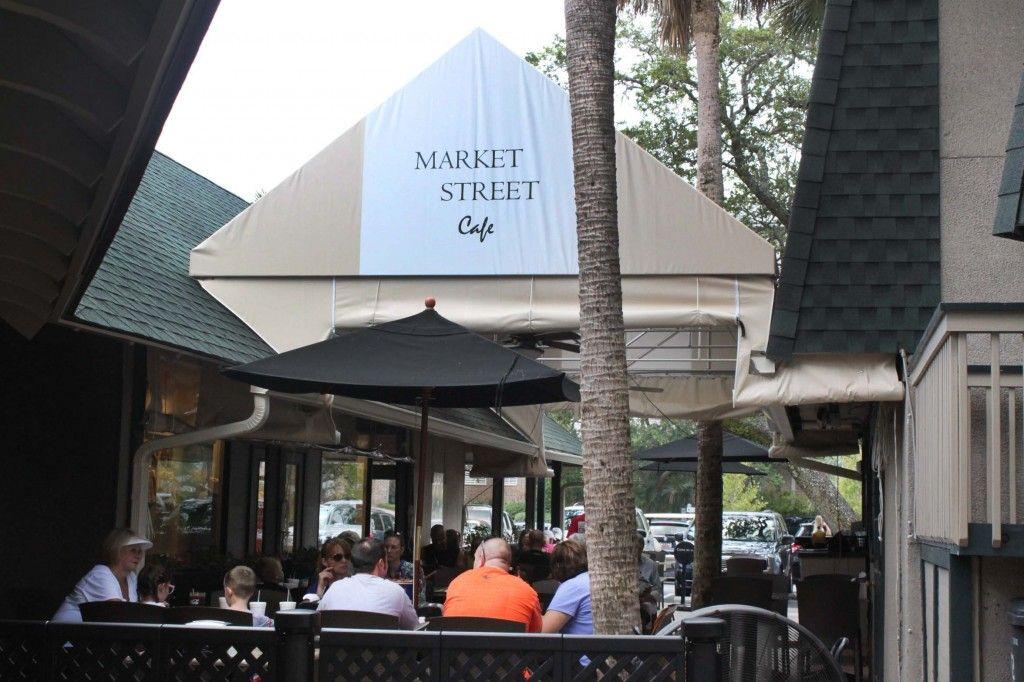Market Street Cafe Coligny Plaza Hiltonhead