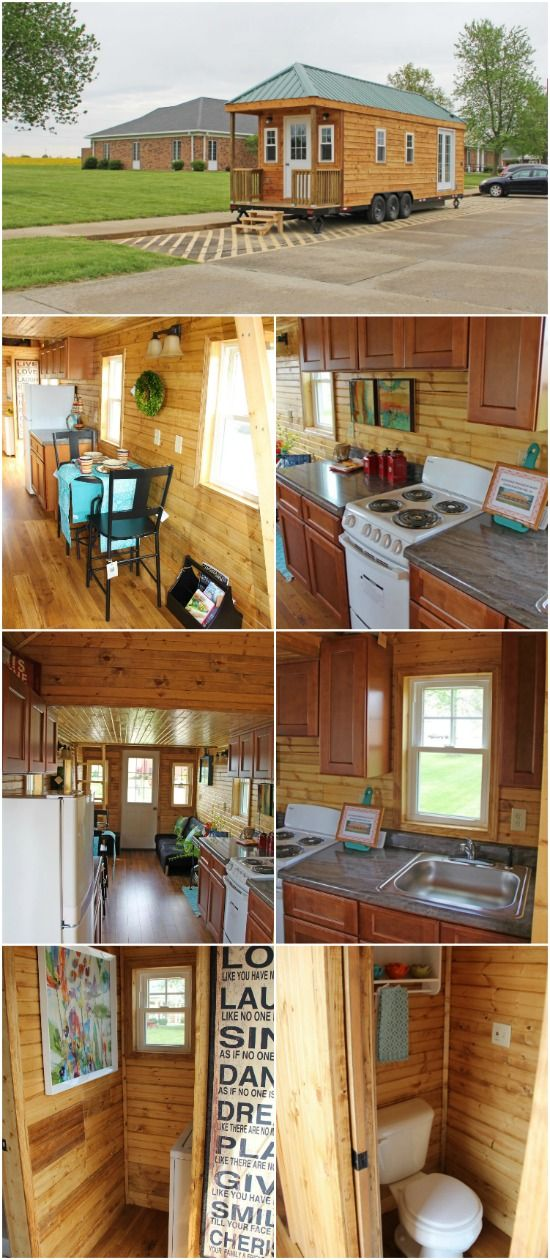 frontier community college construction technology program builds tiny house in southern illinois trying to find - House Construction Program