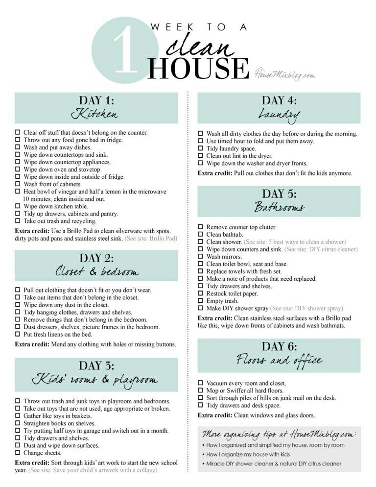 Pin By Liz Young On Tidy Up Clean House Cleaning Hacks House Cleaning Checklist