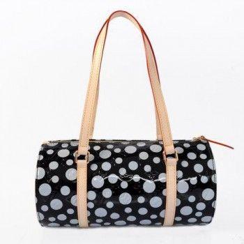 M91425 Louis Vuitton Yayoi Kusama Papillon Schwarz Louis Vuitton Damen Taschen