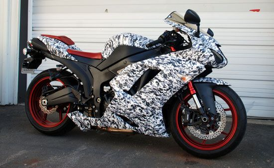 Motorcycle Wrap Anyone Www Speedproshawnee Com Ninja