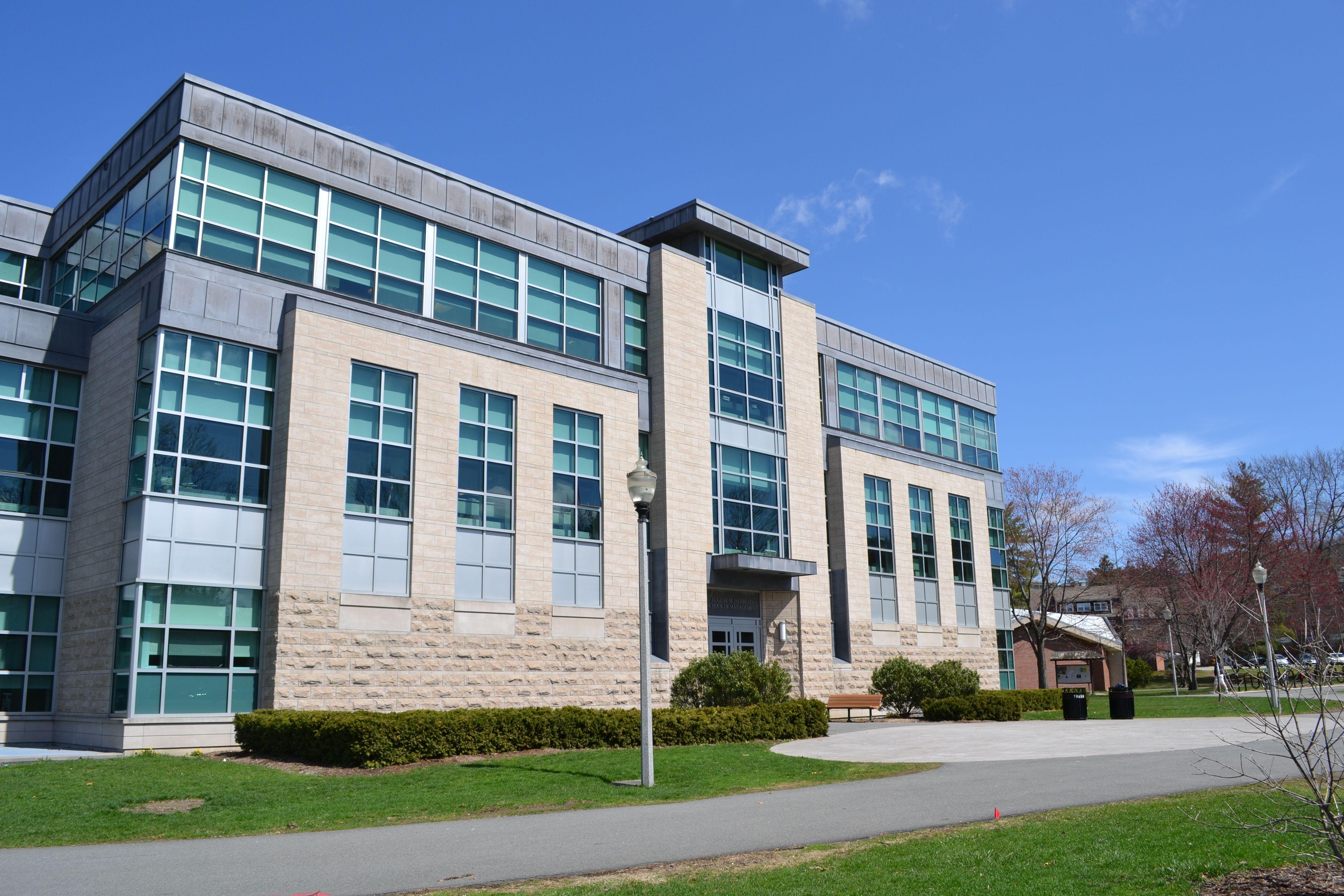 Isenberg School of Management, UMass Amherst