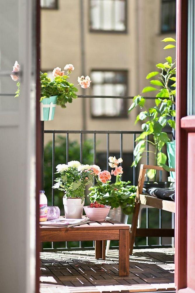 CE Nu0027EST PAS QUE GRIS ET BLANC Balconies, Terrace ideas and Nest