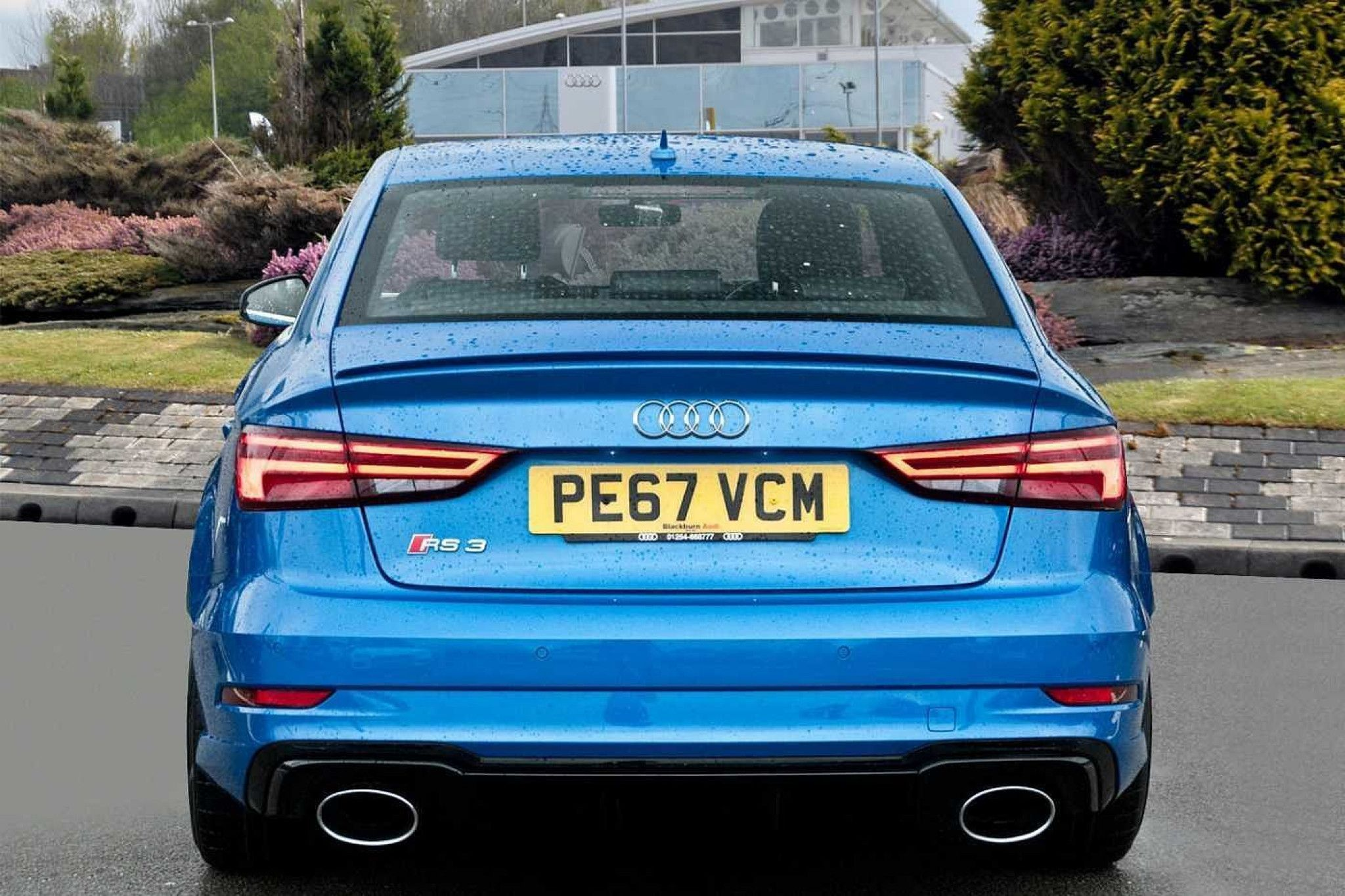 Audi Rs3 2 5 Tfsi Rs 3 Quattro 4dr S Tronic In 2020 Used Audi Audi