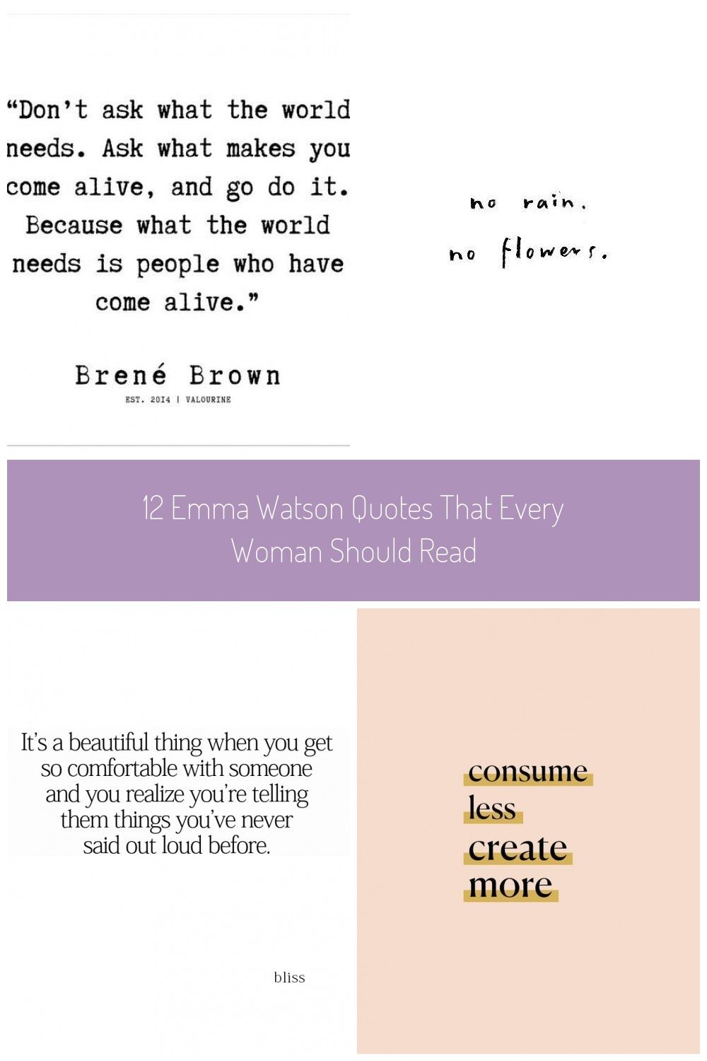 10  | Bubble-free stickers  |  Brené Brown Quotes | 191213 | to live by 10  | Bubble-free stickers