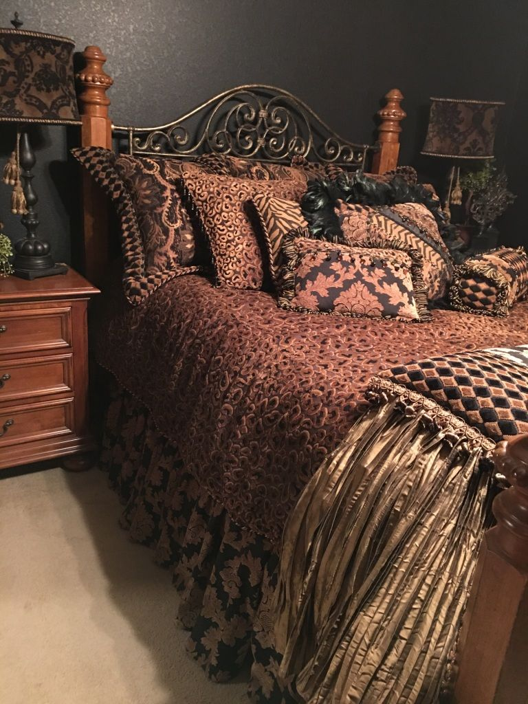 Best Madagascar Designer Bedding By Reilly Chance Collection 400 x 300