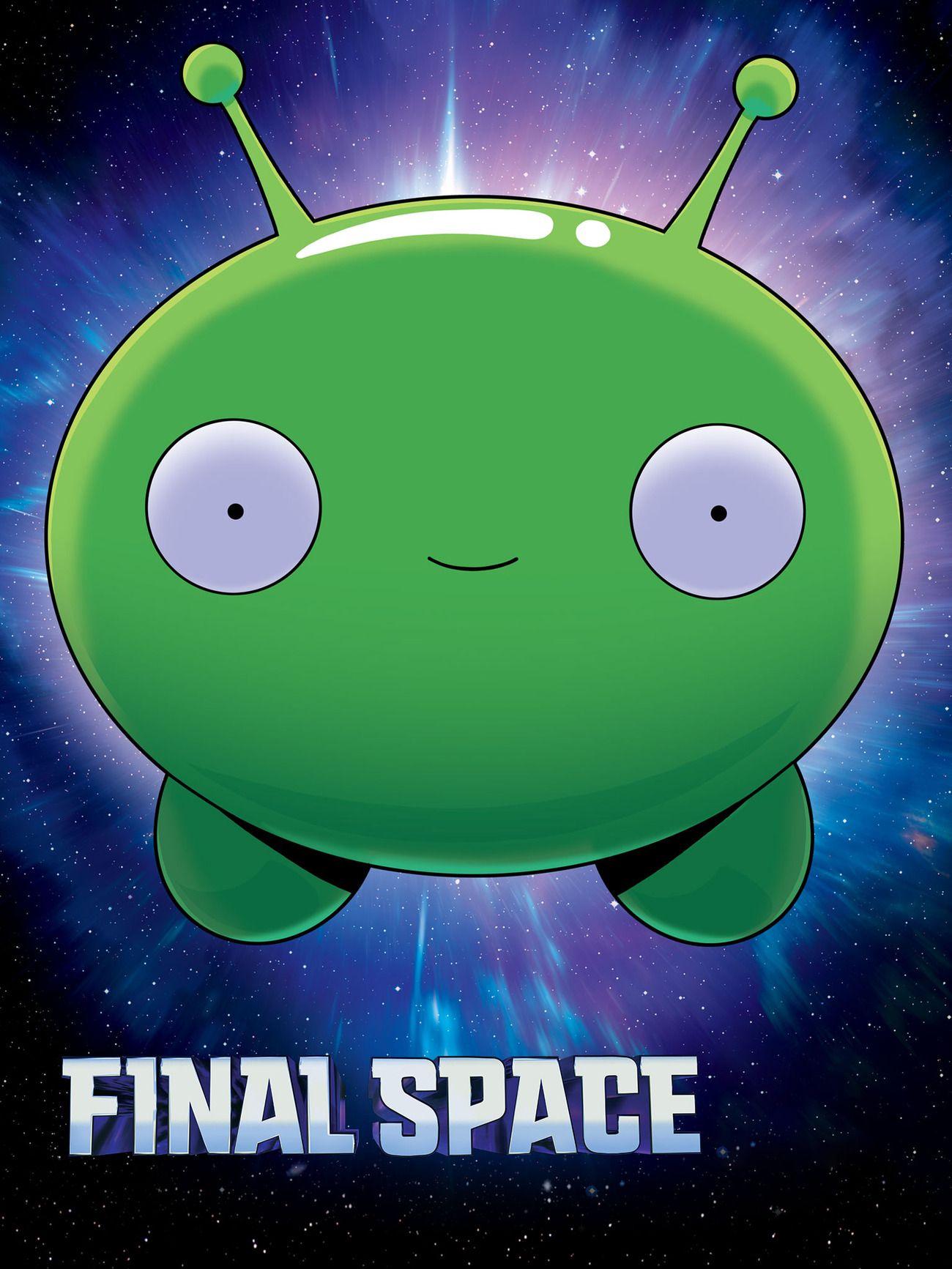 Final Space—Mooncake (tattoo idea!) Animes online