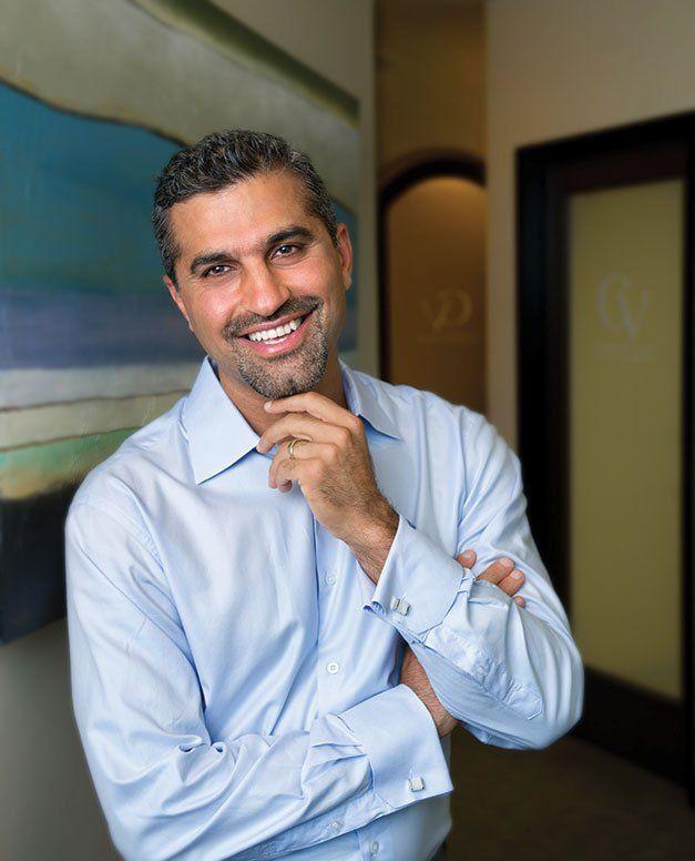 FINE magazine Doctors Guide - featuring doctor Amir M  Karam, MD