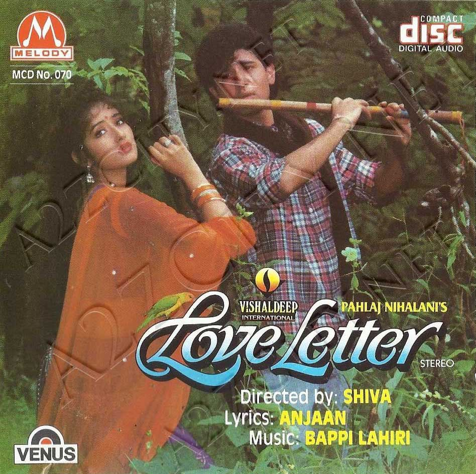 Love Letter [1991 FLAC] Love letters, Bollywood songs